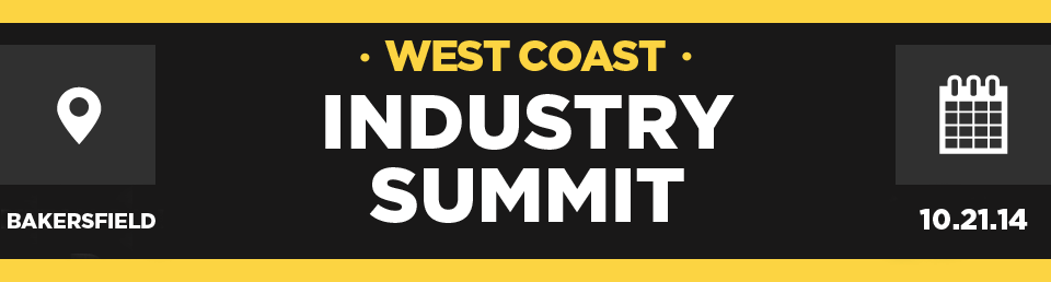 2014 West Coast Industry Summit