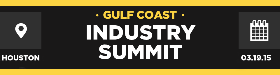2015 Gulf Coast Industry Summit